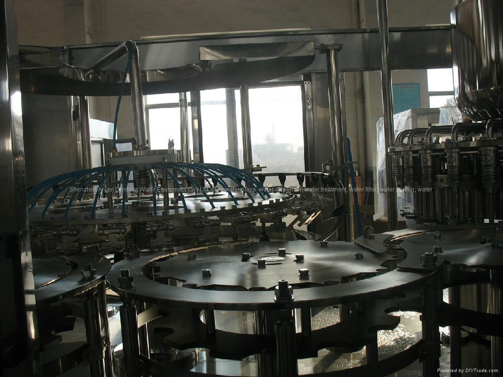 10000BPH-12000BPH Bottled Water Filling Machine 2