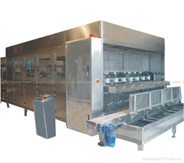 900BPH 5 Gallon Bottled Water Filling Machine 1
