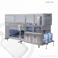 3 & 5 gallon bottle filling machine
