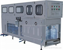 300BPH 5 Gallon jug bottling machine