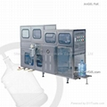 3 & 5 gallon bottle auto washing, filling, capping machine 1