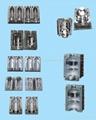 High-pressure bottle blow molding machine 2