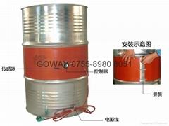 油脂油墨化工原料桶加伦桶油桶加热器
