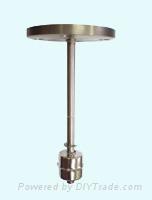 供應不鏽鋼小法蘭安裝方式液位感應開關