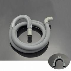 全自动滚筒洗衣机排水管延长管弯头下水管出水软管支架洗衣机配件