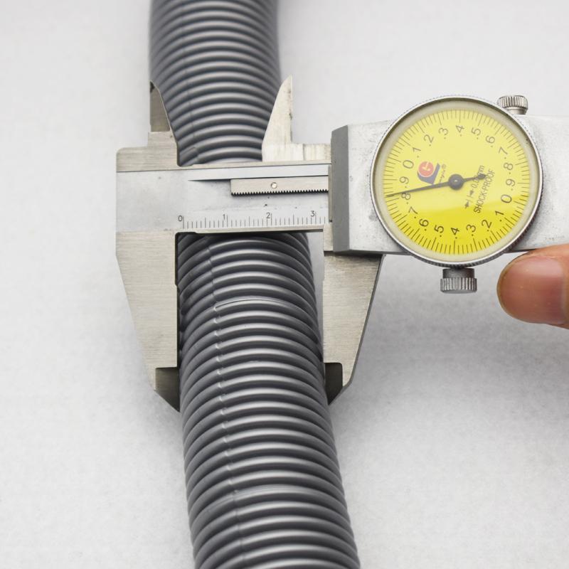 普通洗衣机排水管出水管接水管子下水软管灰色多口径 3