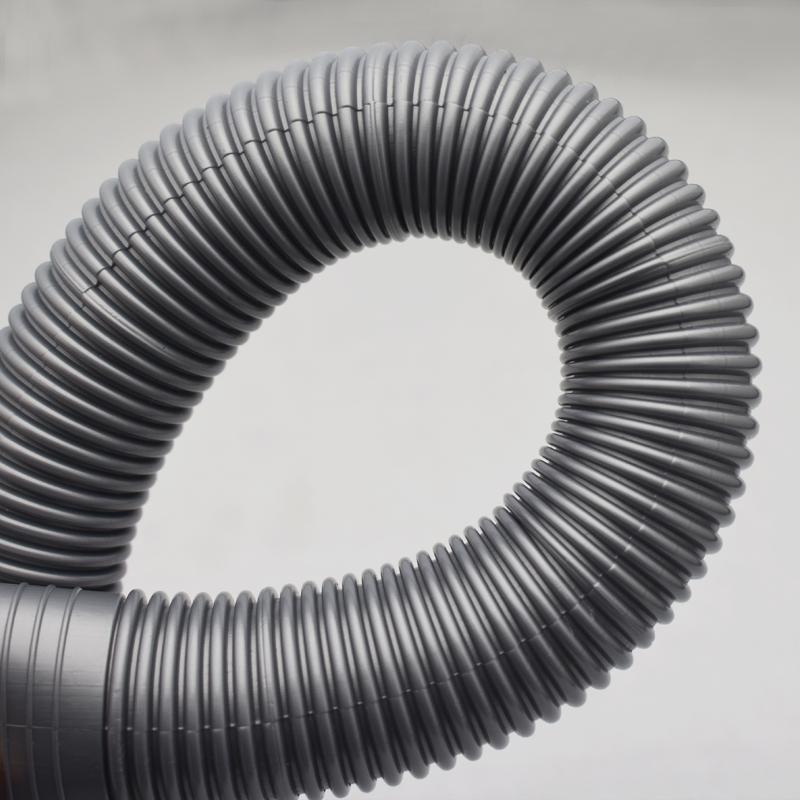 普通洗衣機排水管出水管接水管子下水軟管灰色多口徑 4