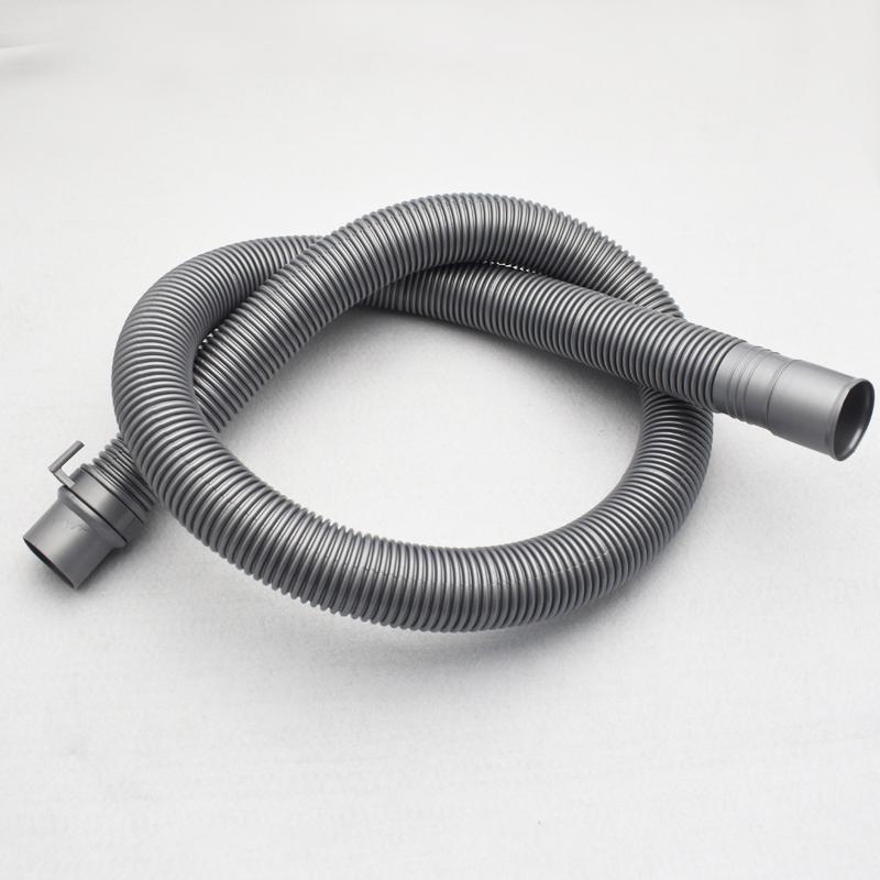 普通洗衣機排水管出水管接水管子下水軟管灰色多口徑 1