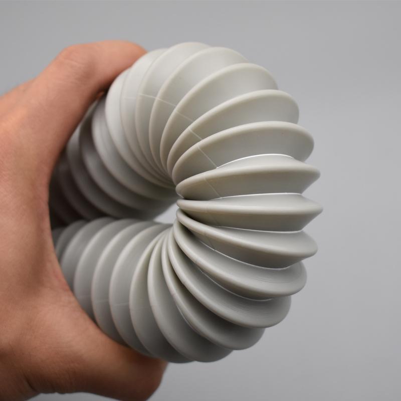 可伸缩洗衣机排水管可拉长缩短下水管加厚接头 6