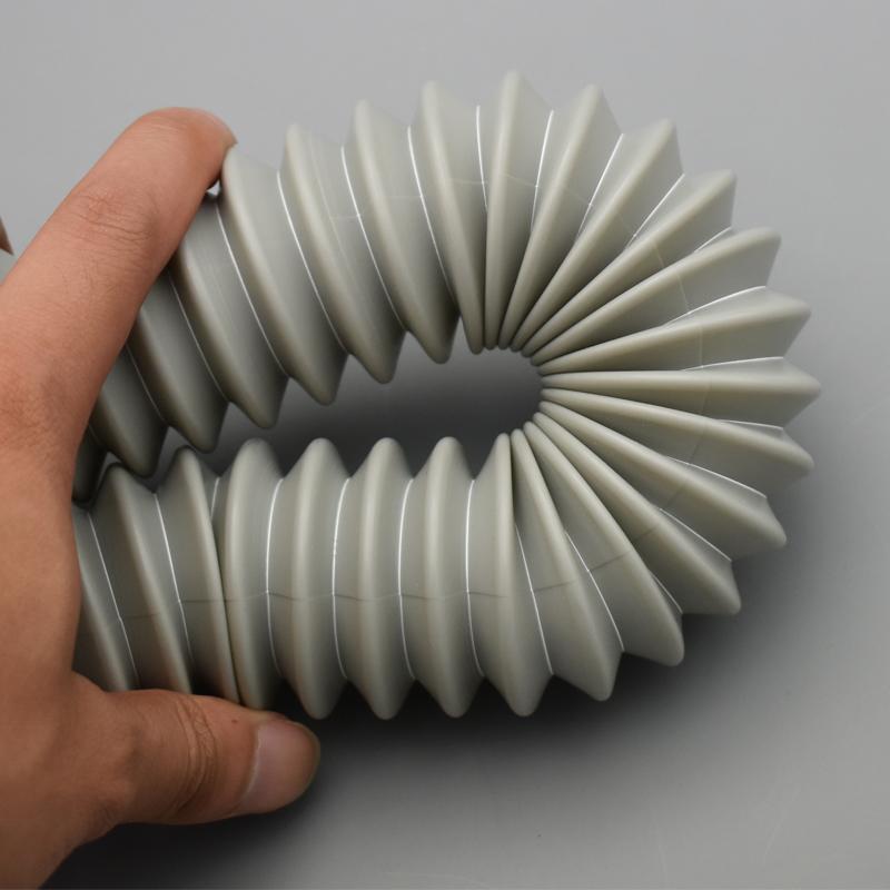 可伸縮洗衣機排水管可拉長縮短下水管加厚接頭 7