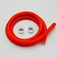 家用煤气管软管天然气燃气管道液化气灶管子厨房橡胶管 1