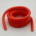 家用煤气管软管天然气燃气管道液化气灶管子厨房橡胶管 2