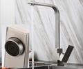 廚房可旋轉洗碗槽冷熱水龍頭水池龍頭 3
