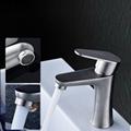 不鏽鋼浴室衛生間冷熱面盆臉盆水龍頭 3