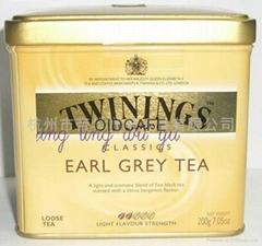 英国川宁TWININGS伯爵红茶