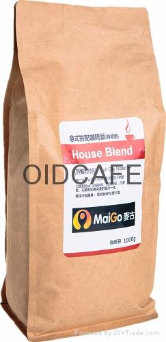 精品意式咖啡豆 1