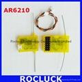 Compatible AR6210 RC Receiver 2.4Ghz 6CH with Satellite