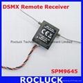 AR6210 Satellite Receiver 6ch DS-MX SPM9645 For AR6210