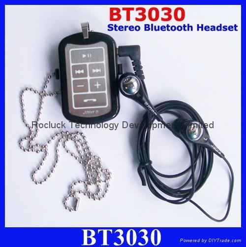 BT3030 bluetooth headset Wireless Stereo Bluetooth earphone BT-3030  3