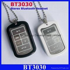 BT3030 bluetooth headset Wireless Stereo Bluetooth earphone BT-3030