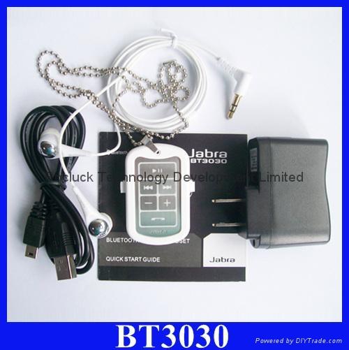 BT3030 bluetooth headset Wireless Stereo Bluetooth earphone BT-3030  4