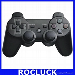 High Quality Wireless Bluetooth Sixs Controller For Sony PS3 new blue packing