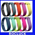 Classic Single Color wrist bands for Fitbit Flex Bracelet