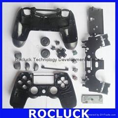 For Sony PS4 Replacement Shell Case + Buttons for PS4 controller