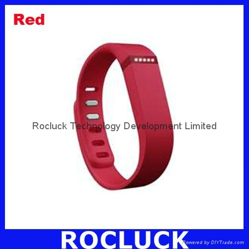 Fitbit Flex Smart bracelet (Red) for IOS Android and Windows Phone 1