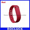Fitbit Flex Smart bracelet (Red) for IOS Android and Windows Phone