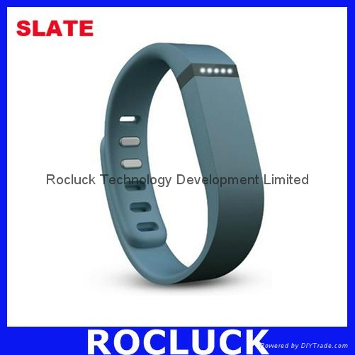 Fitbit Flex Smart bracelet (Slate) for IOS Android and Windows Phone 1