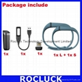 Fitbit Flex Smart bracelet (Teal) for IOS Android and Windows Phone 3