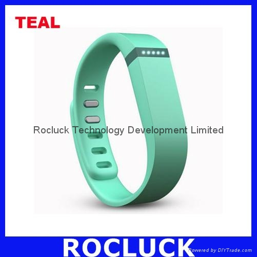 Fitbit Flex Smart bracelet (Teal) for IOS Android and Windows Phone 1