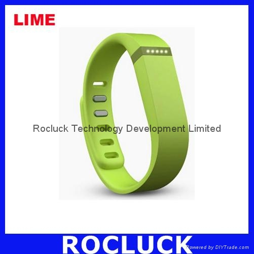 Fitbit Flex Smart bracelet (Lime) for IOS Android and Windows Phone 1