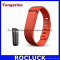 Fitbit Flex Smart bracelet (Tangerine) for IOS Android and Windows Phone