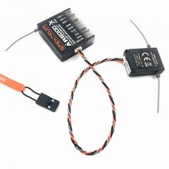 Spektrum AR8000 8CH DSMX receiver (SPMAR8000) with satellite