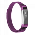 Milanese loop for Fitbit Alta/fitbit Alta HR band Magnetic Lock wristband