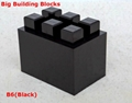 Big building blocks toy for kids DIY furniture,room wall, CE certificated 4