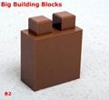 Giant building blocks toy for kids DIY