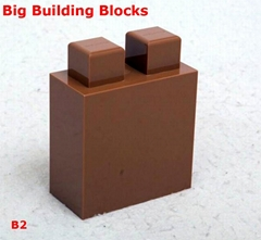 Giant building blocks to