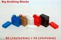 Giant building blocks for DIY Furniture