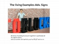 Giant building blocks for DIY Furniture Combination,  wall design,
