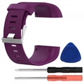 For Fitbit Surge Silicone wristband replacement with tools