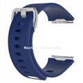 For Fitbit ionic replacement silicone wristband, wilicon wrist  strap