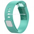 For Fitbit Force  replacement silicone wristband Twill with tools