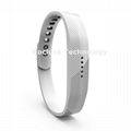 For Fitbit Flex 2 replacement silicon wristband with Metal buckle