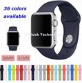 Apple watch wrist band silicone sport