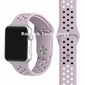 Apple watch band silicone watch strap for iWatch series 5