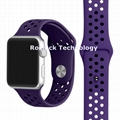 Apple watch band silicone watch strap for iWatch series 6