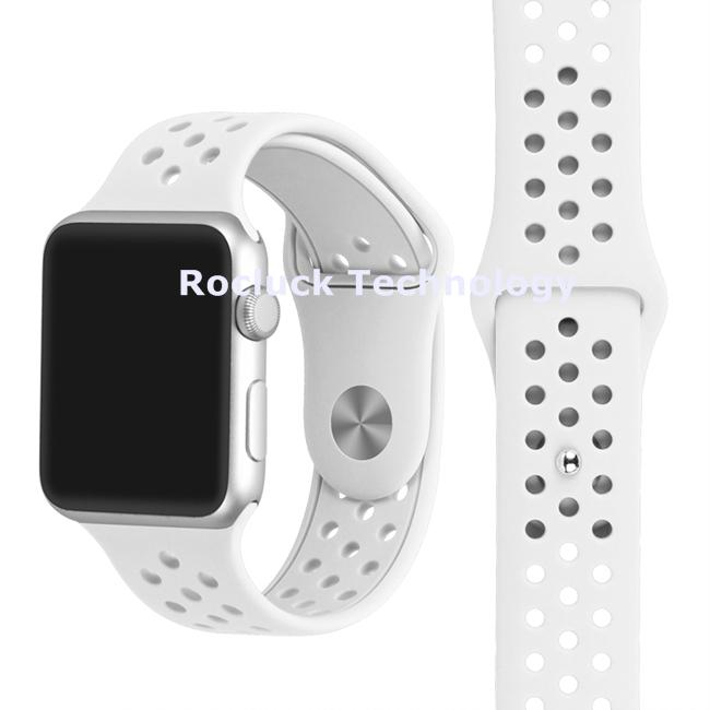 Apple watch band silicone watch strap for iWatch series 9